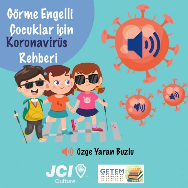 Çocuklar ve Yetişkinler için Sesli Koronavirüs Rehberi